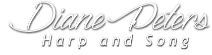 logo diane harp and song